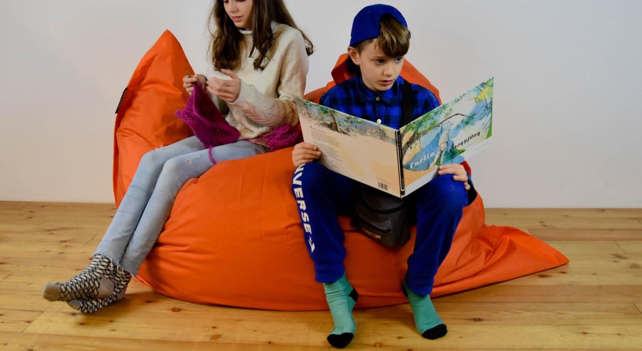 Cushions und Loungers für die Kids