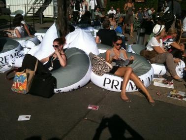 Premium-Lounge